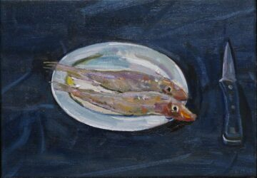 Silver whiting III