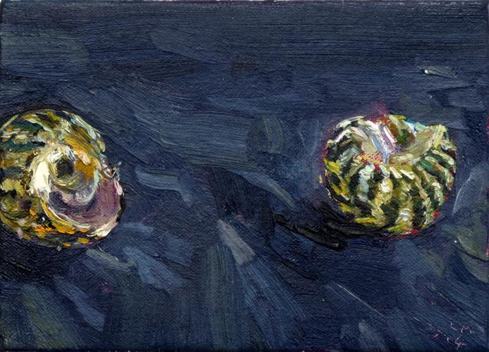 Sea snails II