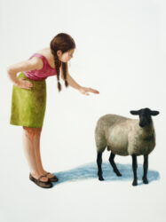 Ministrations of the shepherdess