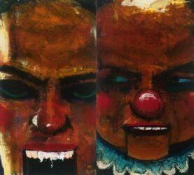 Double portrait (spokespersons)