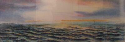 Evening, Bass Strait