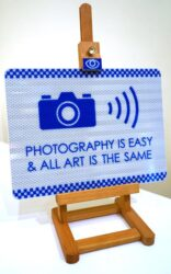 Photography is Easel