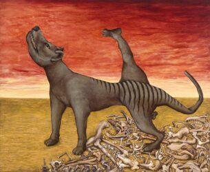 Florentine valley thylacine