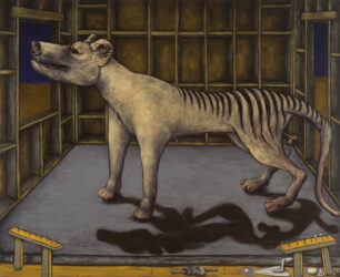 The big thylacine