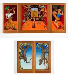 The Munster, polyptych