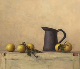 Still life – Composition in Yellow