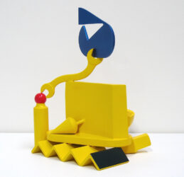 Miro's dream bird
