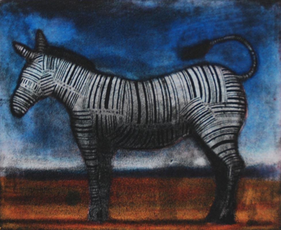 Untitled (zebra)
