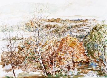 Autumn, Willow Glen Valley, Kurrajong