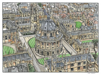 Radcliffe Camera, University of Oxford