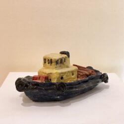 Tug boat, Port Jackson