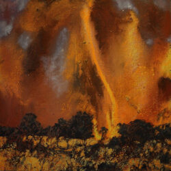 MANDY MARTIN – Firestorm, Mt Connor #3