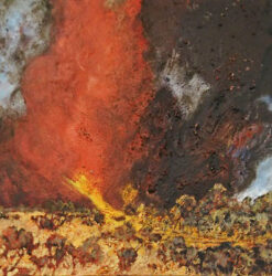 MANDY MARTIN – Firestorm, Mt Connor #1