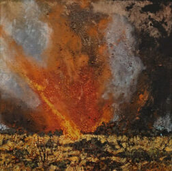MANDY MARTIN – Firestorm, Mt Connor #2