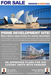 Opera House For Sale