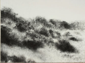 Hillside drawing
