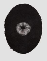 Oval portrait urchin