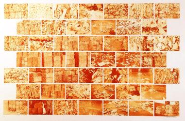 Landscape of waste – orange