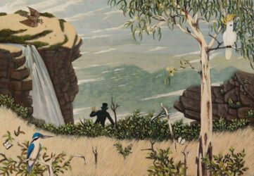 Discovery – Landscape after Augustus Earle