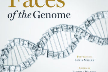 Lewis Miller 'Faces of the Genome' Portraits