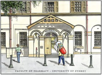 Faculty of Pharmacy – University of Sydney
