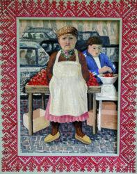 Strawberries from Ukraine