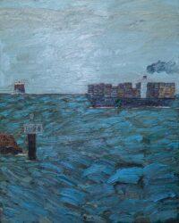 Swapping, St Kilda breakwater