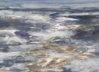 Study from Lake Eyre #1