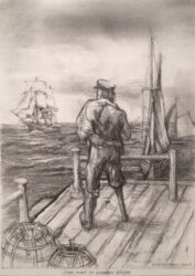 Iron men in wooden ships