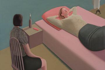 Prudence Flint: St Kevin's Art Prize 2018