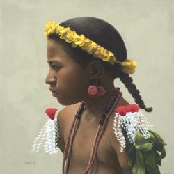 Trobriand Island Girl #1