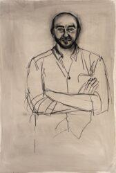 Portrait of Maurizio Salvati