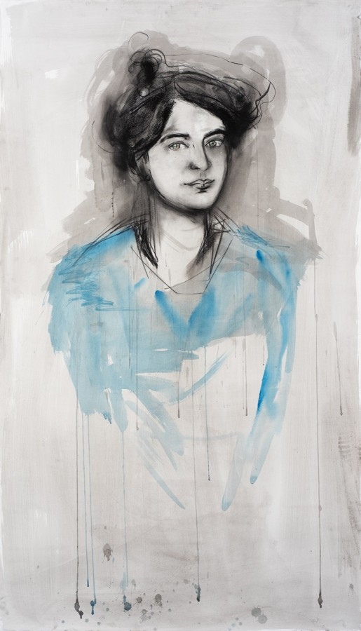 Portrait of Raquel