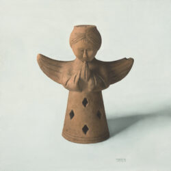 Mexican Terracotta Angel
