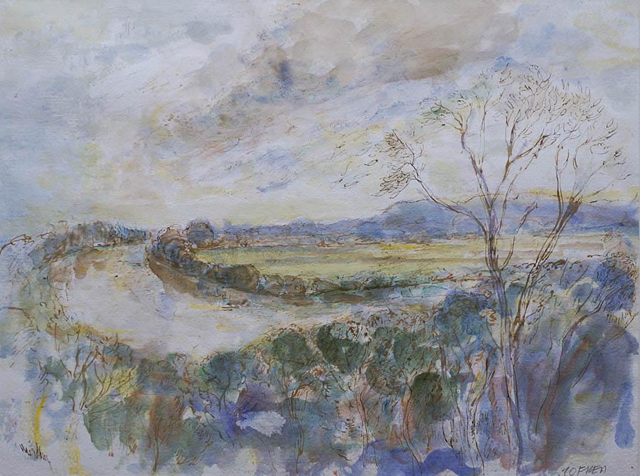 Kurrajong hills