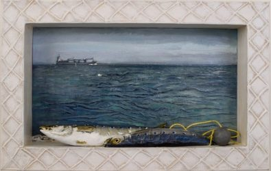 Pilchards seascape