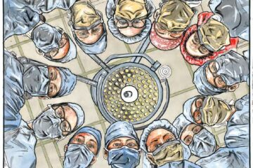 Simon Fieldhouse 'Art and Surgery' – RPA Institute of Academic Surgery