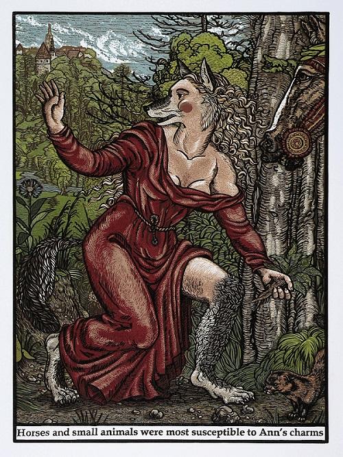 Ann of Meremõisa, 1623