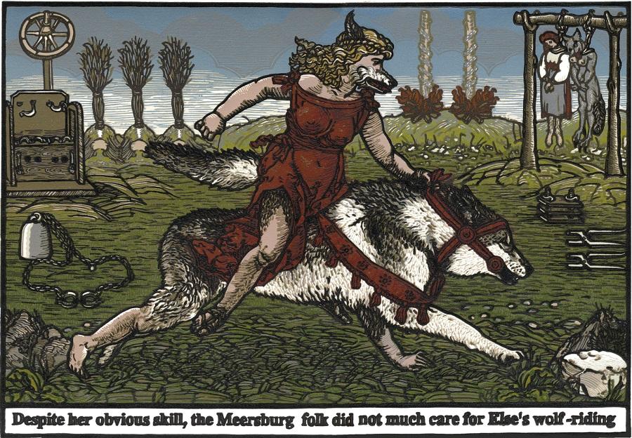 Else of Meersburg c. 1450