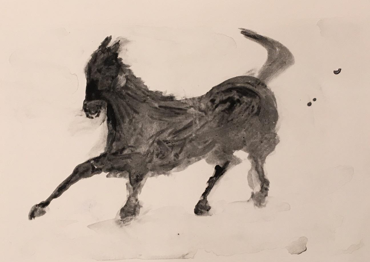 Horse study III