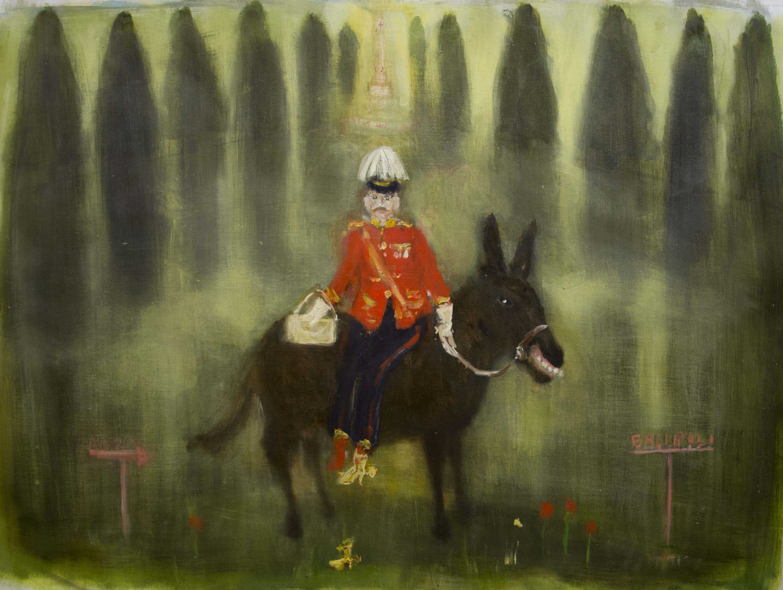 Lieutenant General Sir Frederick Stopford – Gallipoli 1915