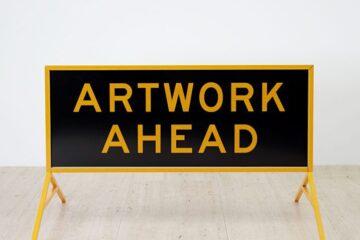 Richard Tipping – Artist Talk & Installation at the AGNSW