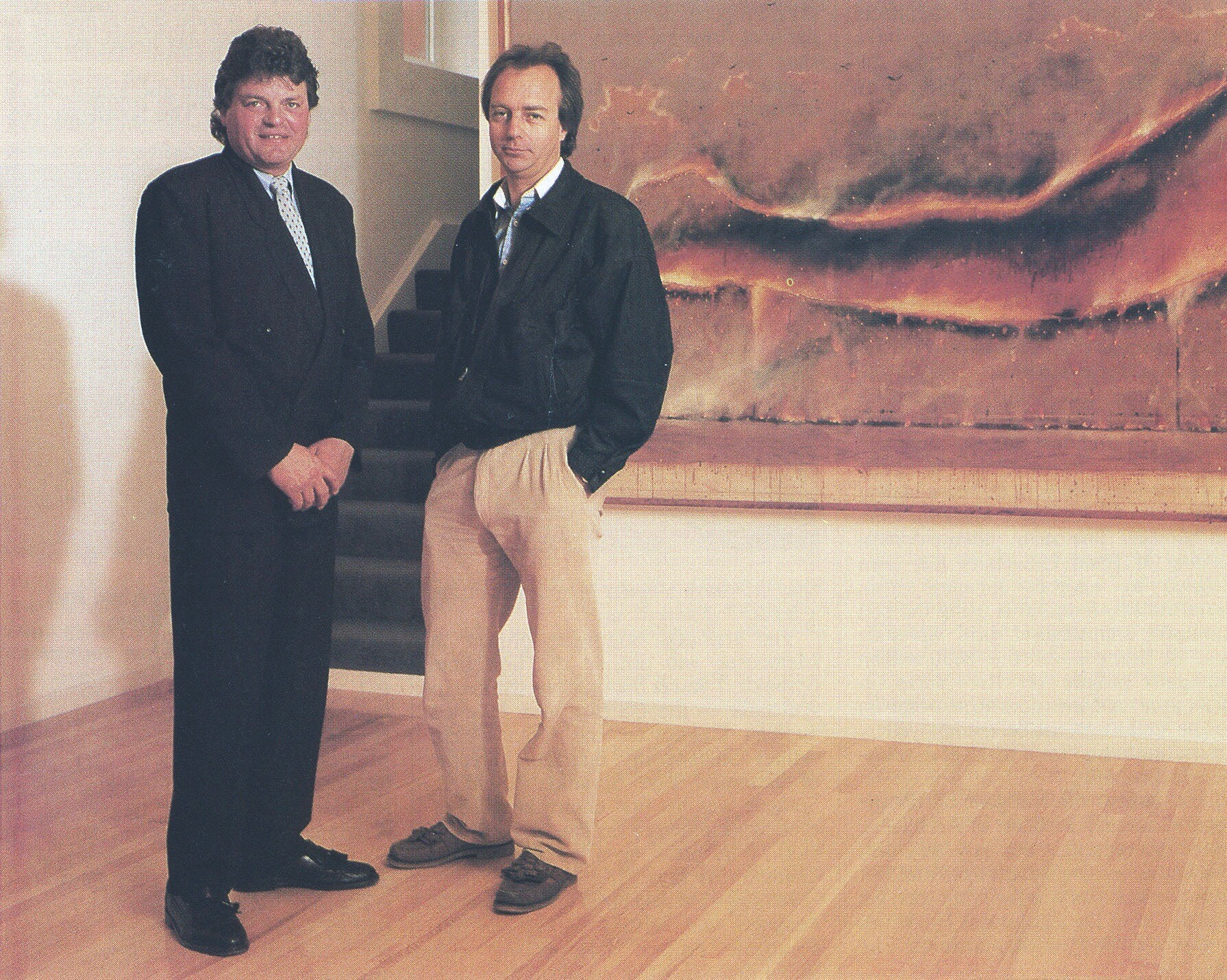 30th Anniversary of Australian Galleries in Sydney