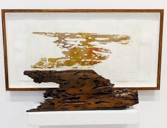 JOHN WOLSELEY – Audrey J keel fragment after ship worms