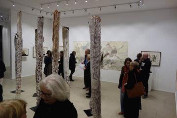 Sasha Grishin Review – John Wolseley, Mulkun Wirrpanda & Mary Tonkin