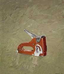 Simple things – red staple gun