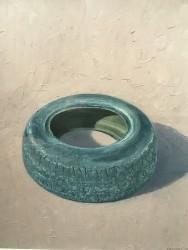 Tyre in Walsh street