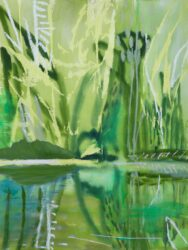 Green waterhole