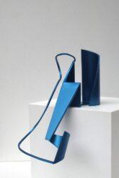Rivulet – sketch III (blue)