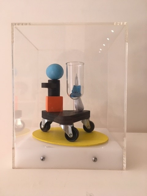 Mobile sculpture